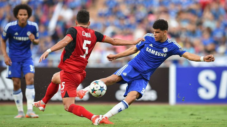 Dominic Solanke may press for more opportunities after a well-taken goal earned Chelsea the win on Saturday.