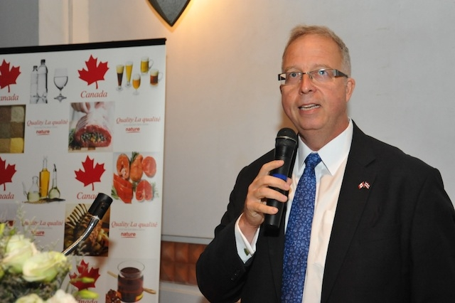 Canadian Food & Wine Event / Wine Dinner at The Plaza Athenee Bangkok