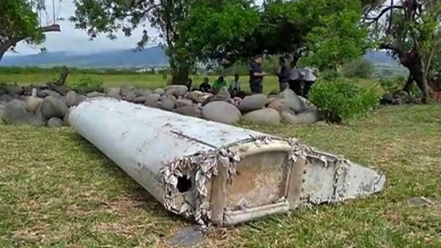 Debris Found Off the Coast of Africa May be From Missing MH370 Jet