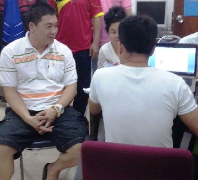 Singaporean businessman accused of using a fake Thai ID in Chiang Rai province shortly after his arrest at the border