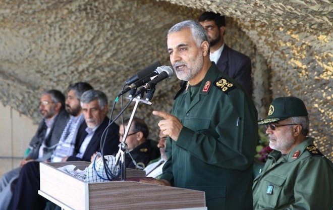 Qassem Soleimani, has been subject to an international travel ban and asset freeze by the U.N. Security Council since 2007.
