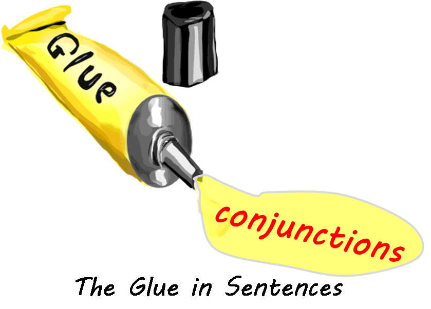 Conjunctions and relative pronouns