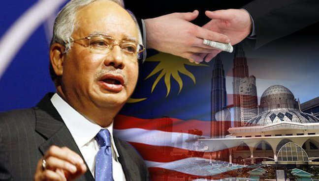 Najib is under pressure to explain why he accepted hundreds of millions of dollars in mysterious overseas payments to the accounts which the Journal said were used for the lavish spending.