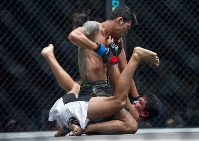 MMA has gone from a niche sideshow to a multi-billion dollar industry and one of the world's fastest growing sports, with Asia no exception