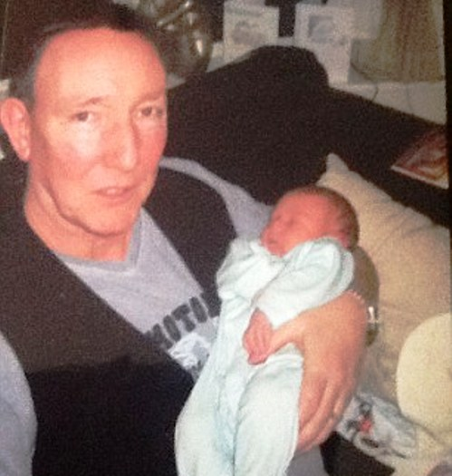 Dave Campbell, 68, from Manchester, who was locked up in a Thai prison for eight months