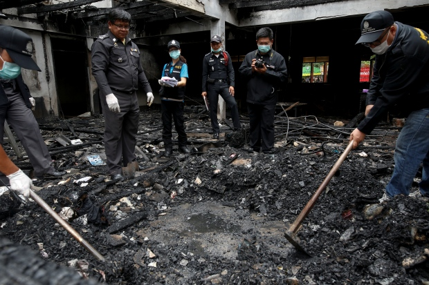 School Staff Face Possible Gross Negligence Charges Over Dormitory Fire that Killed 17 Girls in Chiang Rai