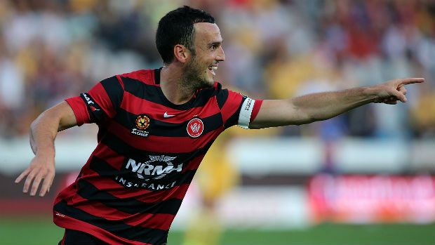 Australian striker Mark Bridge was the target of interest from a Chinese club in January