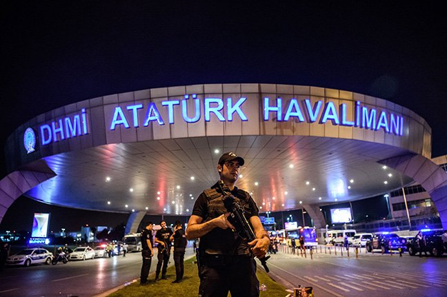 Turkish authorities have said all information suggests the attack was the work of IS, which this week boasted to have cells in Turkey, among other countries.