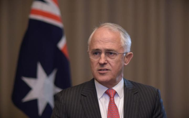 Mr Turnbull said he would visit the Governor General next week to be officially sworn in again as prime minister.