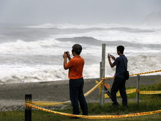 Nepartak, named for a Micronesian warrior, is the strongest first typhoon of the season to strike Taiwan in more than half a century, according to the weather bureau.