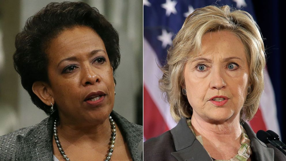 Lynch has stressed for months that the email investigation is being handled without regard for politics