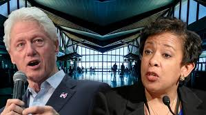 meeting between Lynch and Bill Clinton caused an immediate political backlash