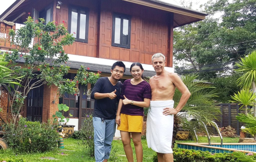 Nudists worldwide are flocking to Moller's Thai resorts