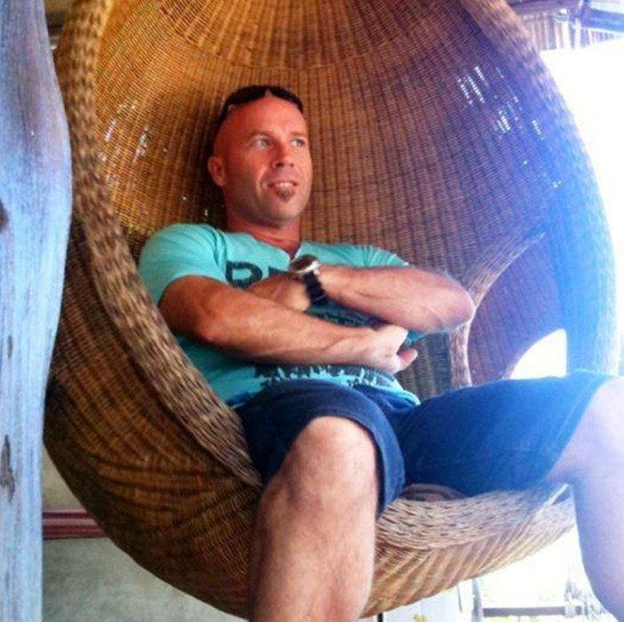Neil was a popular and well-known figure among the island's expat community