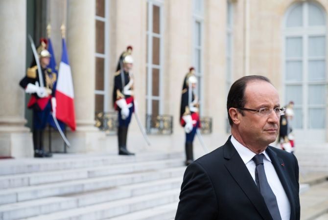 """The impeachment motion was launched by Pierre Lellouche, a member of the right-wing party Les Républicains (LR), after the publication of a book, """"A President Shouldn't Say That"""""""