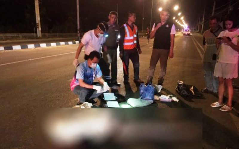 Two Killed in Separate Hit and Run Accidents in Chiang Mai