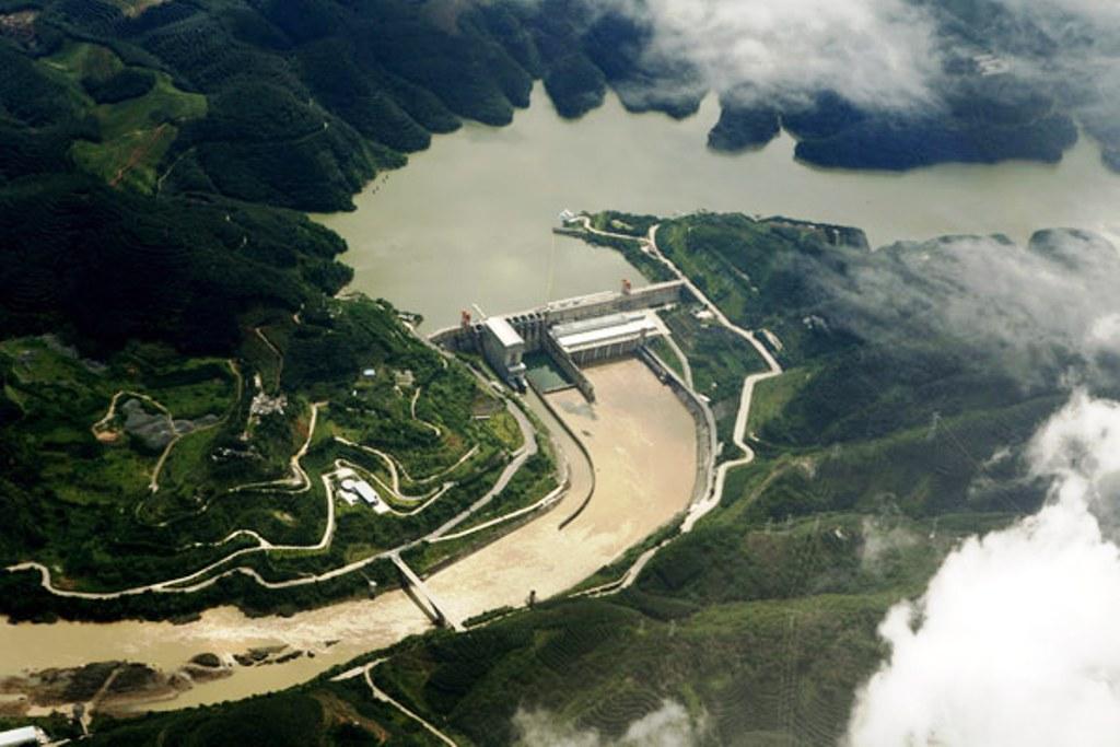 mekong river drought