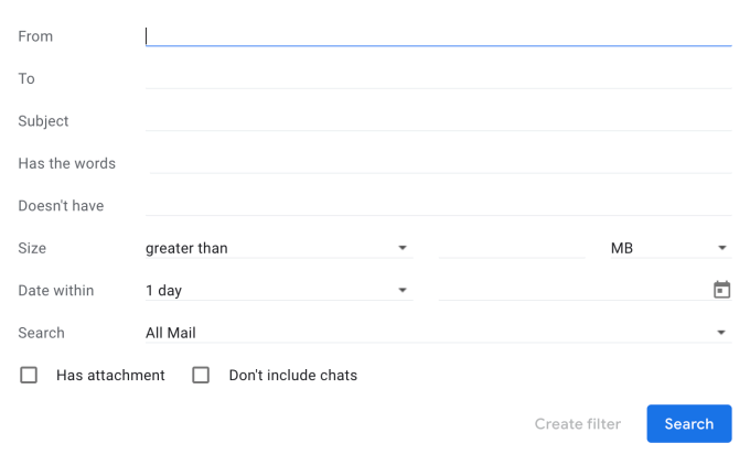Gmail update is rolling out starting today,