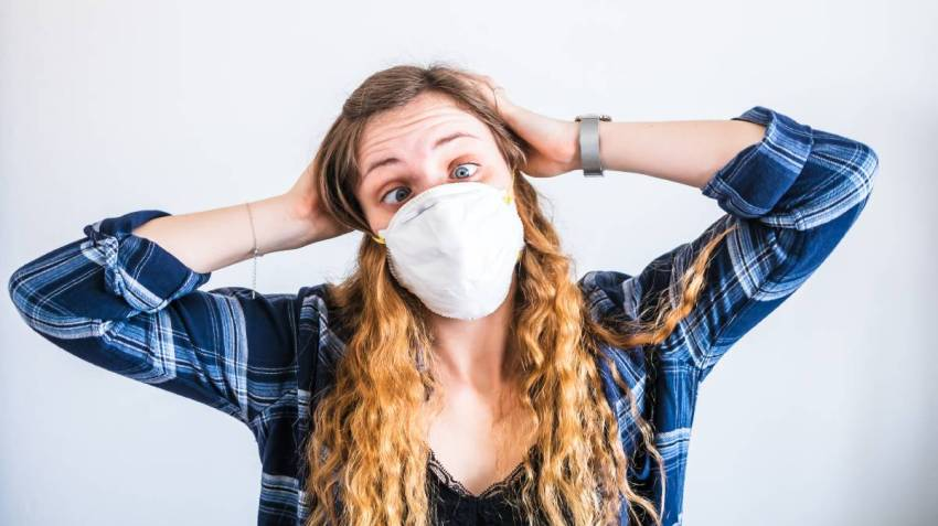 Covid-19 virus experts divided on face masks