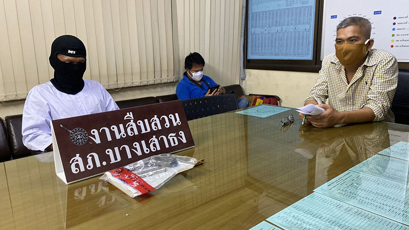 Monk held for shooting man claims self-defence