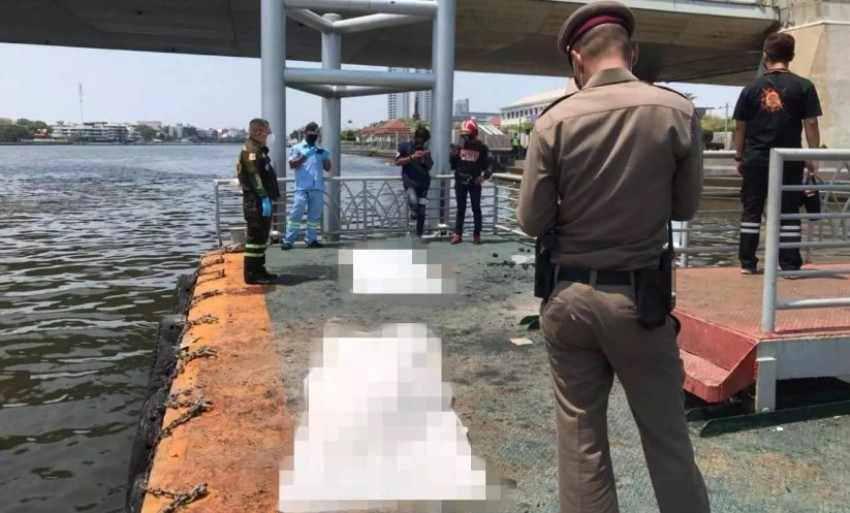 joint suicide attempt by three women in Bangkok.