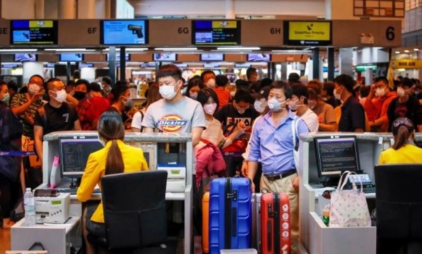 International Tourist, Thailand, Travel Bubble
