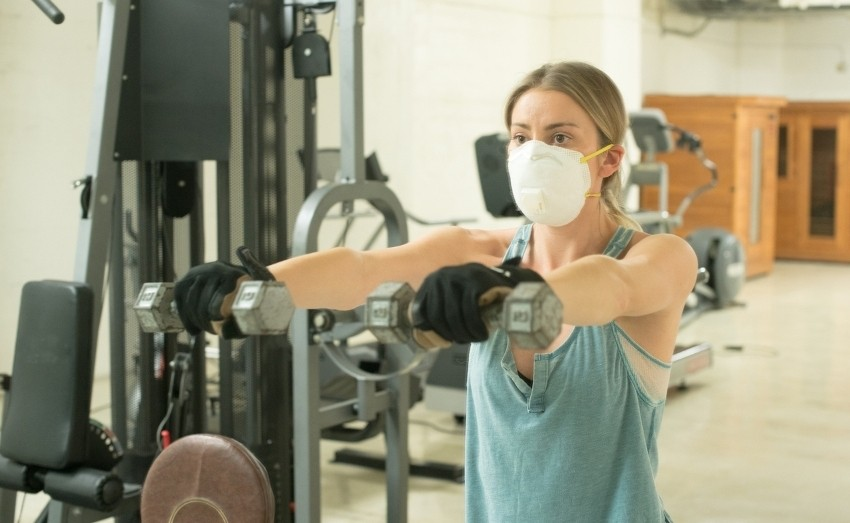 Fitness Gyms Covid-19 Pandemic