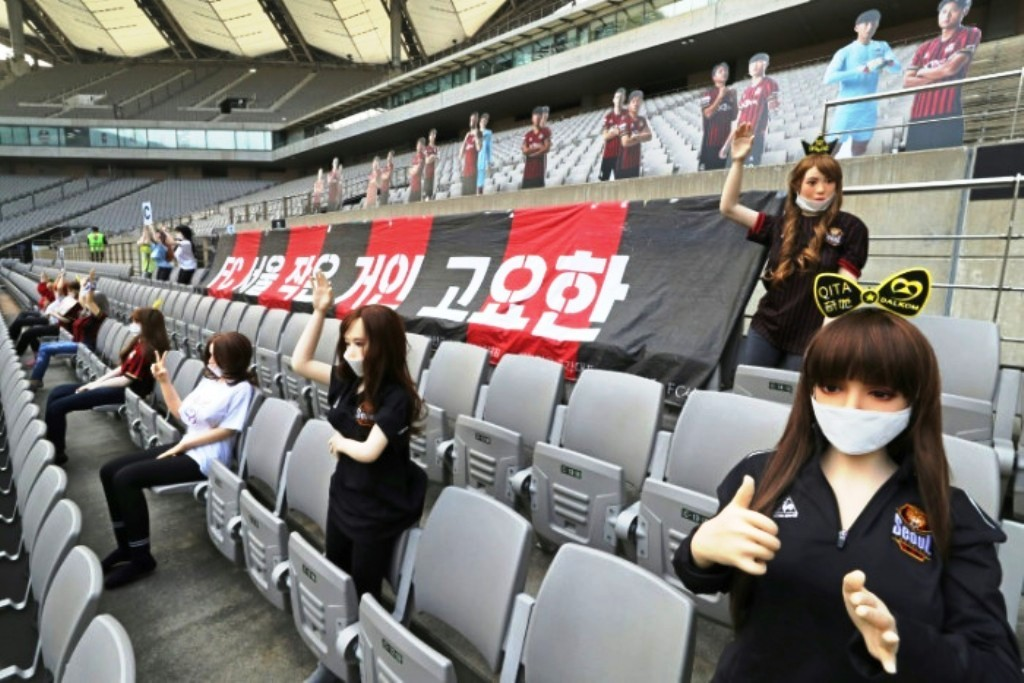 South Korea FC Seoul Gets Record Fine for Using Sex Dolls in Stands